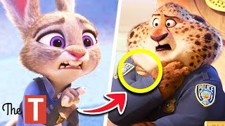 10 Weird Zootopia Movie Mistakes Everyone Missed