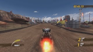 MotorStorm (PS3) - First hour of Gameplay (uncut)