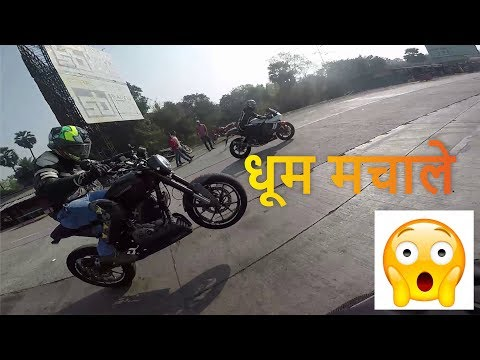 Modified Cafe Racer Ahura Ride Sunday | BSB VLOGS