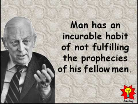 Creative Quotations from Alistair Cooke for Nov 20
