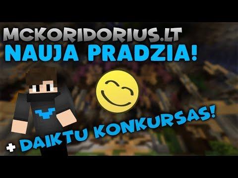 MCKORIDORIUS [EP1] Visko pradžia :]