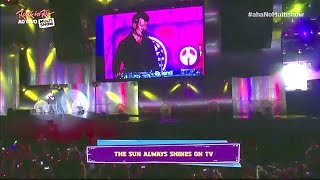 A-ha ~ The Sun Always Shines on T.V. (live 2015) HD