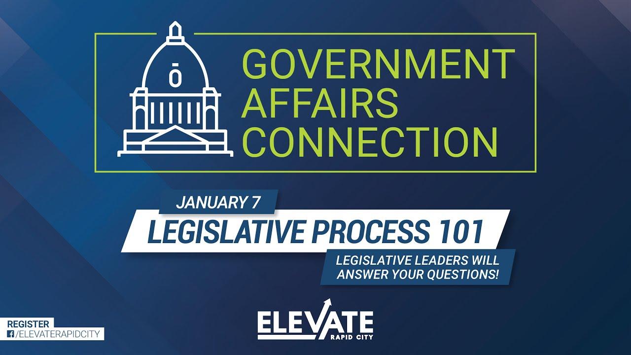 Legislative Process 101