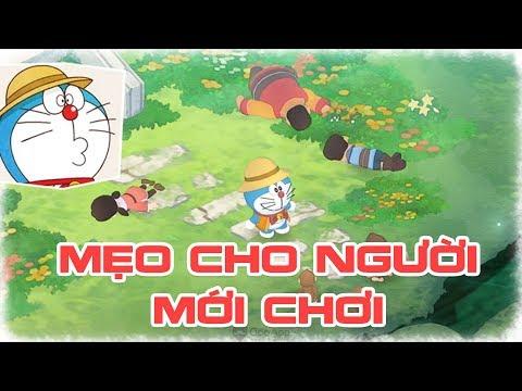 Doraemon Story of Seasons : Những điều nên làm khi mới bắt đầu chơi