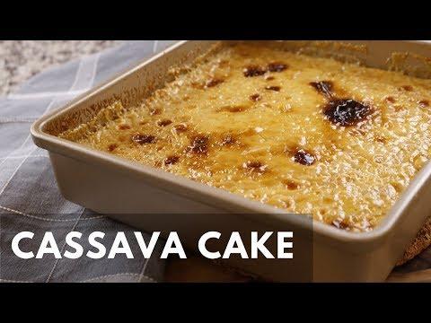 creamy-cassava-cake- -simple-home-recipe- 