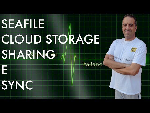 [CENTOS] Seafile - condivisone e sync di file, cloud storage e collaborazione