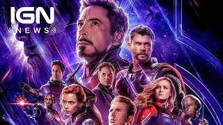 Marvel Fixes Avengers: Endgame Poster After Backlash Over Danai Gurira Omission - IGN News