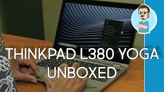 Lenovo ThinkPad L380 YOGA | Unboxing & First Impressions!