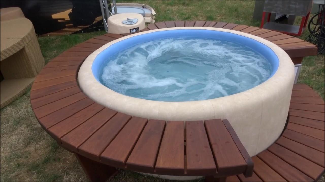Whirlpool  Besser Tornadopool  Für Den Garten Für 7490