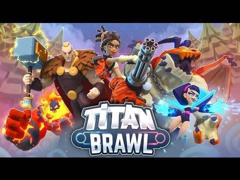 Titan Brawl CBT