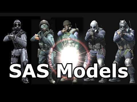 Evolution of the SAS in Counter Strike