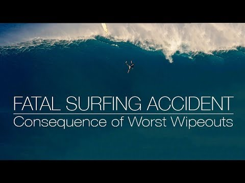 FATAL SURFING ACCIDENT