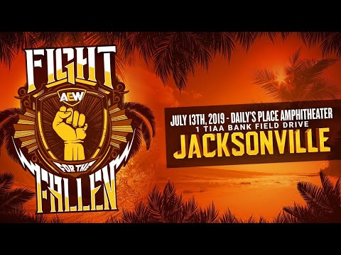 AEW Fight For The Fallen Full Show highlights Review | Fightful Wrestling  Podcast