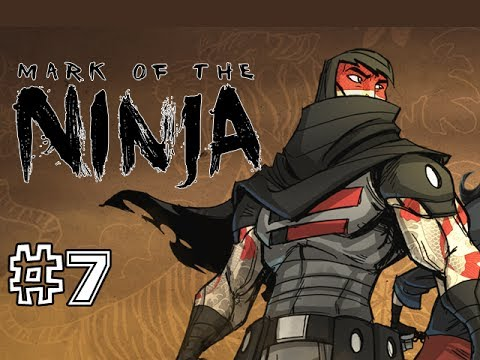 DEADLY GAZ! - MARK OF THE NINJA - Part 7 - With Blitzwinger