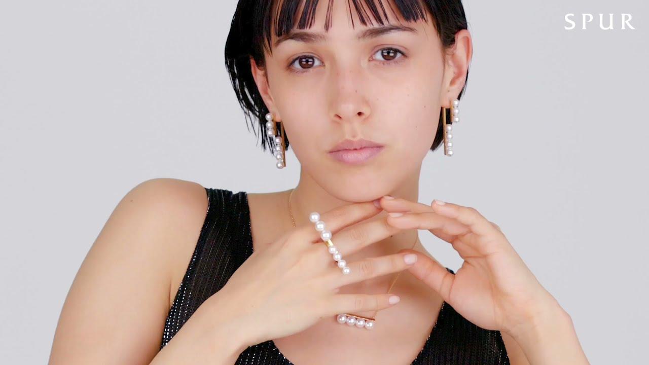 Download TASAKI コントラストが物語る「真珠のモダン・ウーマン」