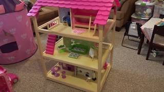 Kidkraft Dollhouse  So Chic  Review 65078