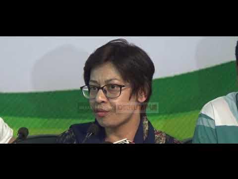 PRINCESS Pragya Debbarma Tangwi Lok Sabha ni East Achuk thaio Bataina Gosikha Khnadi.