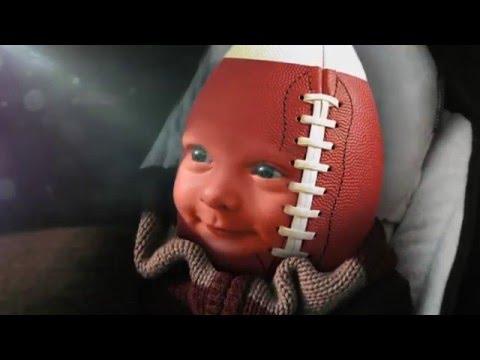 Football Baby | Super Bowl 50