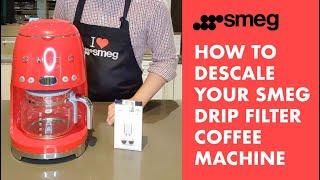 How to Descale a Smeg Drip Fil…