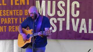 "Dan Zlotnick ""Last Train"" Live at the Pleasantville Music Festival 2018"