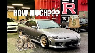 S15 Spec R The Next Big Price Jump?