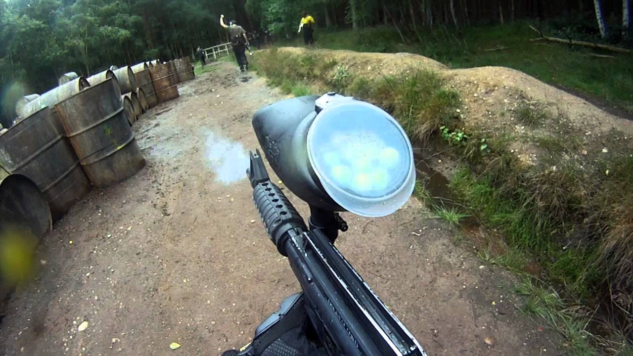 Paintball g force