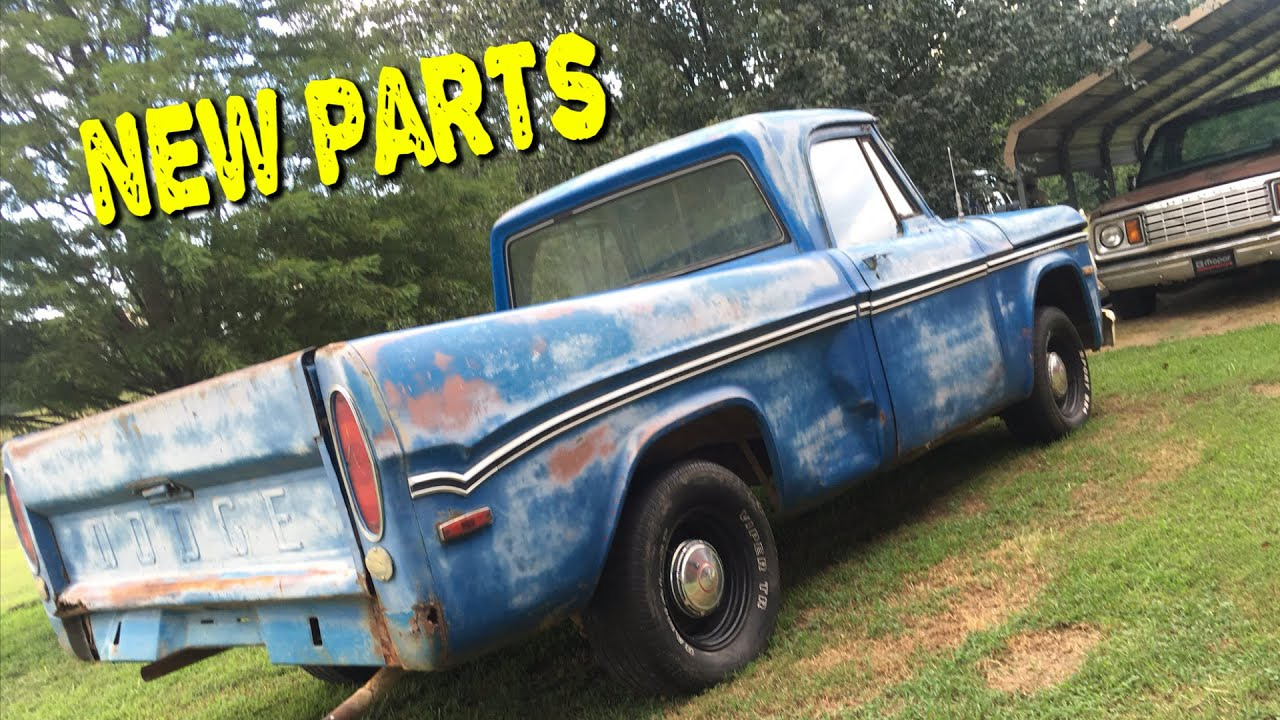 Petty Truck Engine and LOUD Exhaust