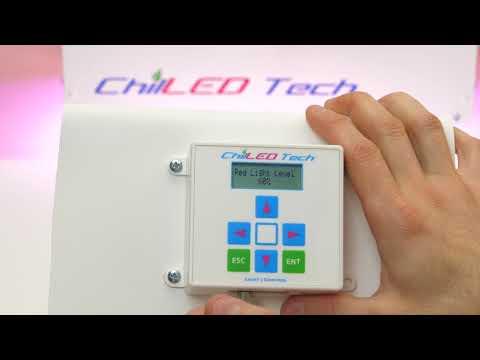 ChilLED Tech Light Controller Instructional Video