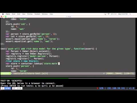 Writing your own identity map for Ember.js with Toran Billups