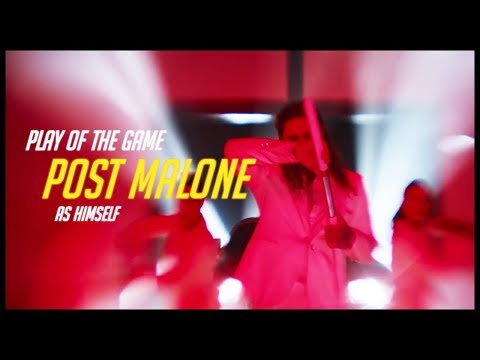 Play of the Game - Post Malone