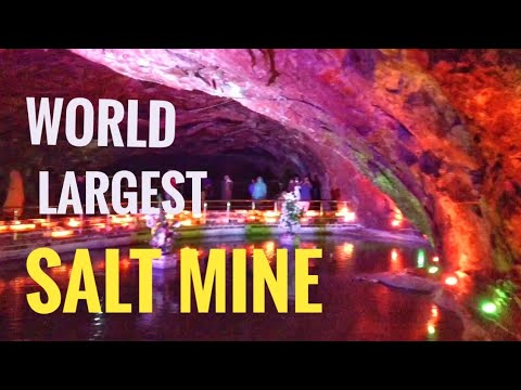 Khewra Salt Mines - World Second Largest Salt Mine - Pakistan | Highlights