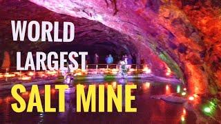 Khewra Salt Mines - World Second Largest Salt Mine - Pakistan | Highlights