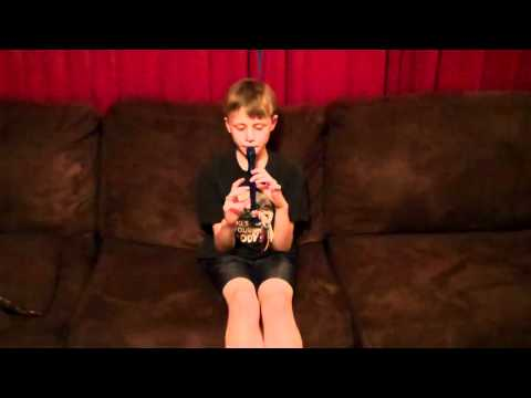 A Little Recorder Music  Joseph Doll