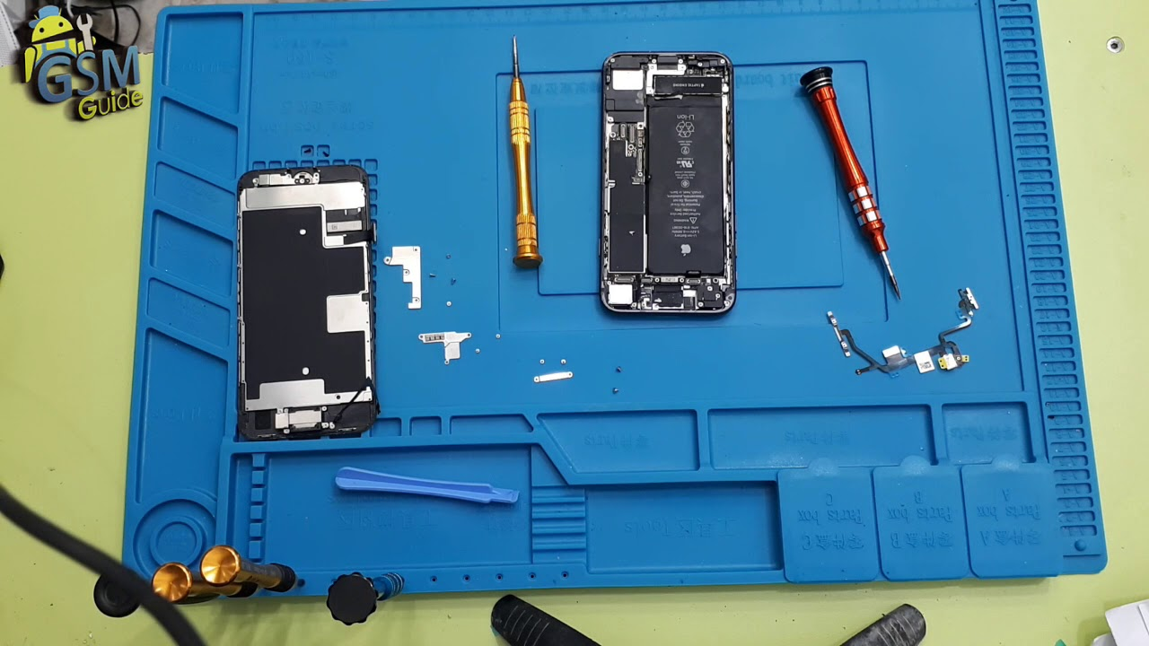 iPhone 9 Teardown! - Full video Screen and Battery Replacement Video - Gsm Guide