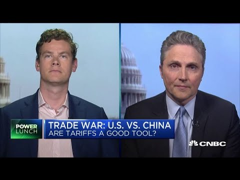 Trump may bring U.S. into long trade war with China where tariffs are goal: Analyst