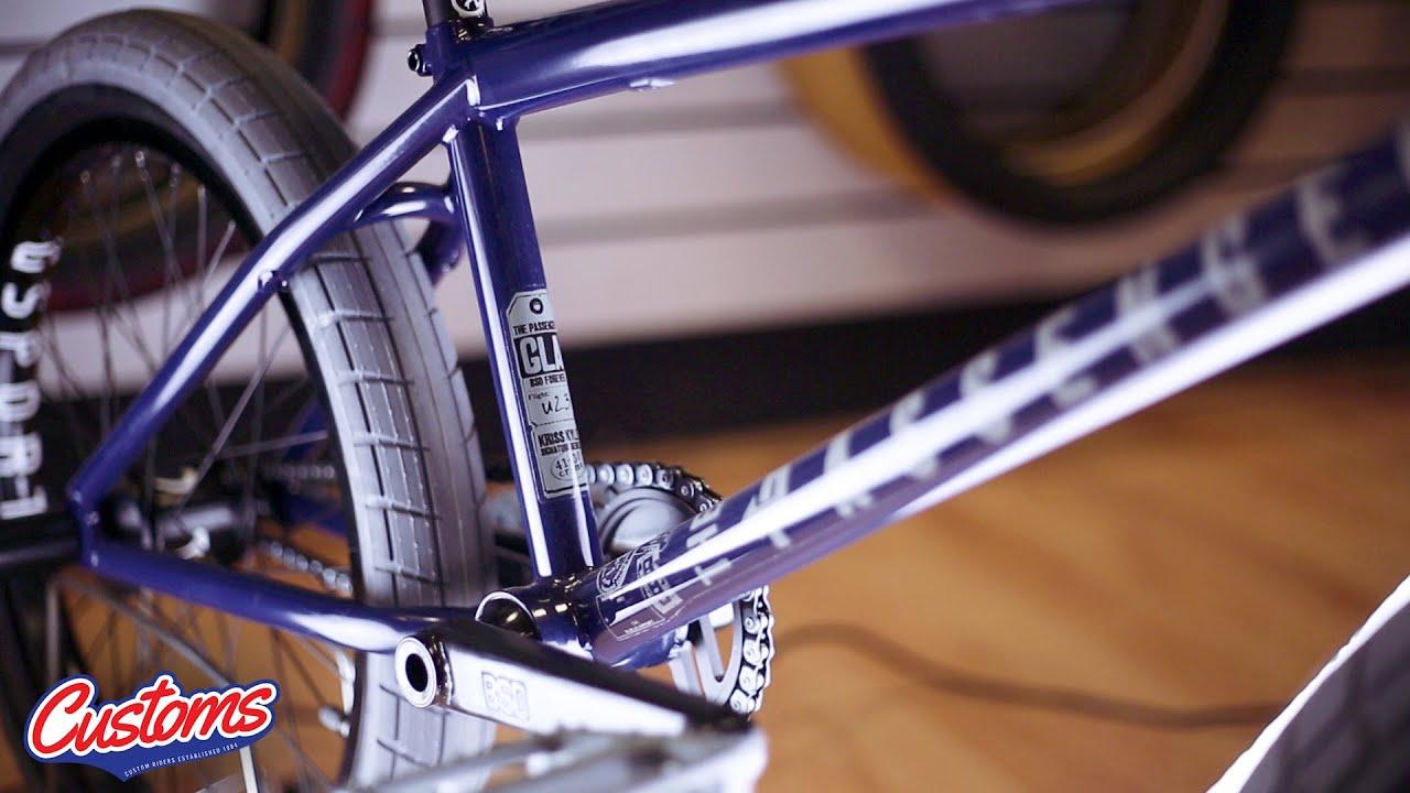 Buy 3 Get 1 Free Tires >> BSD Passenger // CUSTOM BMX - Bike Check - YouTube