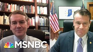 Senators Bennet And Young Push Own Small Business Relief Bill | Stephanie Ruhle | MSNBC