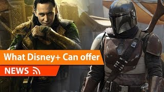 What Disney+ Will offer MCU, Star Wars & Casuals