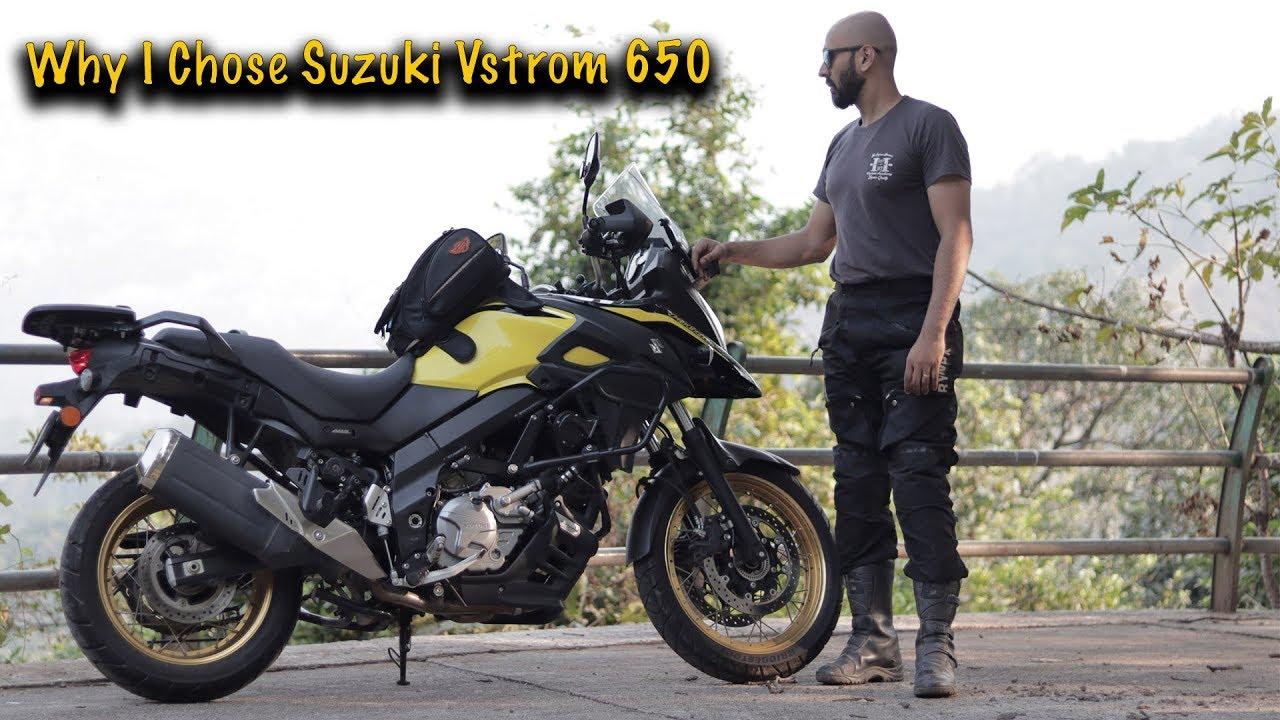 Suzuki DL 650 V-Strom XT • MotoYard