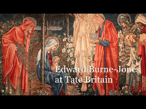 Exhibition Review : Edward Burne -Jones at Tate Britain