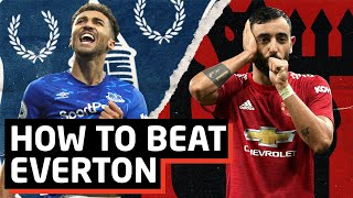 It's a huge game for manchester united and ole gunnar solskjaer as man take on carlo ancelotti's everton at goodison park in the premier league. it re...