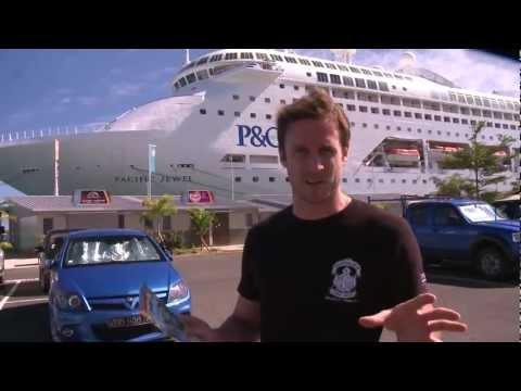 P&O Destinations: Noumea