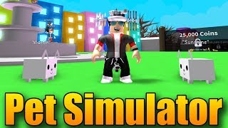 I already have a Tier 3 PETA! 😱 | ROBLOX: Pet simulator #2