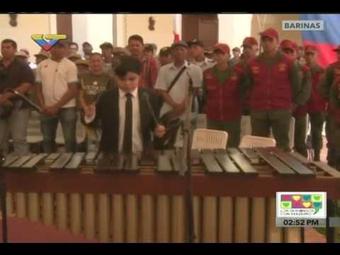 Ministro Adán Chávez celebra 2 años de la Casa Cultural del Alba
