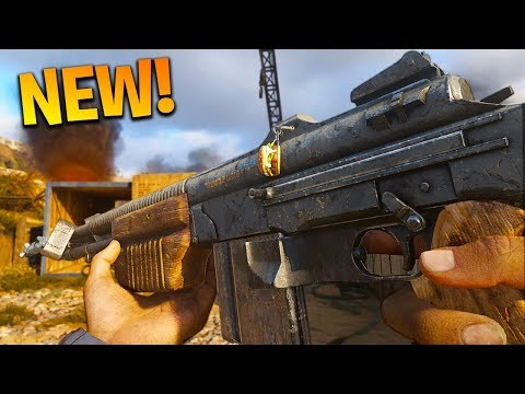 """NEW FREE EPIC BAR """"COOL HAND"""" VARIANT GAMEPLAY in COD WW2! (COD WW2 FREE EPIC WEAPONS)"""