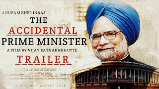 The Accidental Prime Minister Trailer | Anupam Kher December 2018| Fanmade trailer