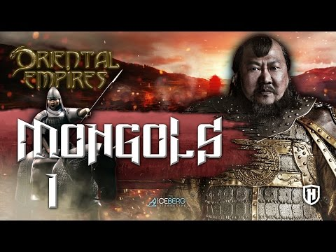 KUBLAI KHAN! | Mongols - Oriental Empires Early Access Gameplay #1