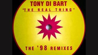 Tony Di Bart - The real thing (Klubbheads mix) 1998