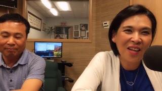 시애틀라디오한국의 실시간 정보데이트  라이브 (서영기, 정현아 7월25일)