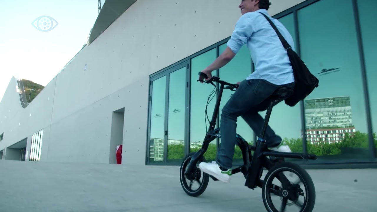 Магазин по продаже скутеров Пежо и велосипедов в Берлине - YouTube